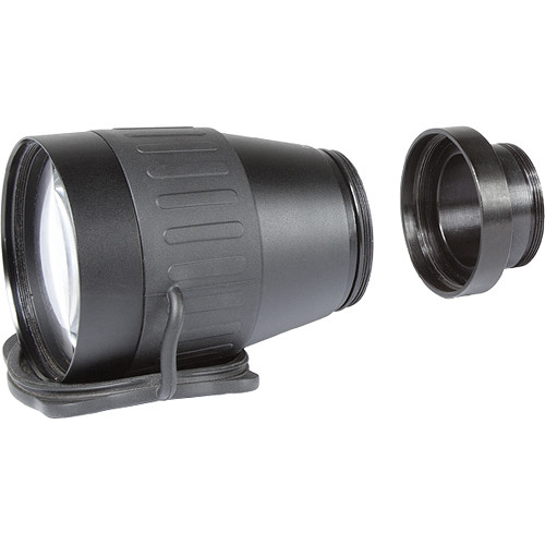 Armasight by FLIR Afocal Doubler for XLR-IR850 IR Illuminator (Matte Black)