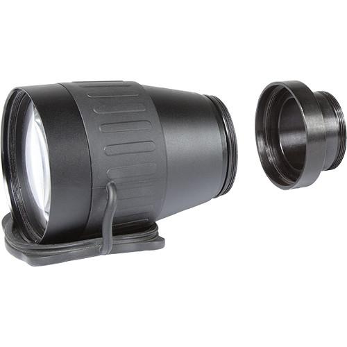 Armasight by FLIR Afocal Doubler for XLR-IR850 IR Illuminator (Matte Black)
