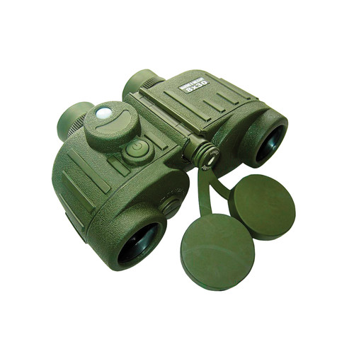 Armasight 8x30 Binocular with Crosshair Ranging Reticle and Compass