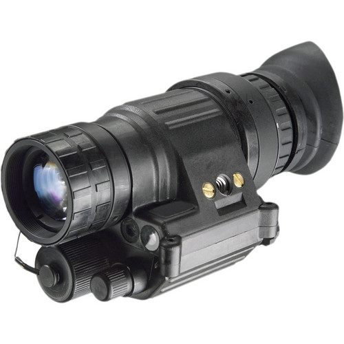 Armasight PVS-14 2nd Gen Quick Silver (QS) Night Vision Monocular with Headgear (Manual Gain)