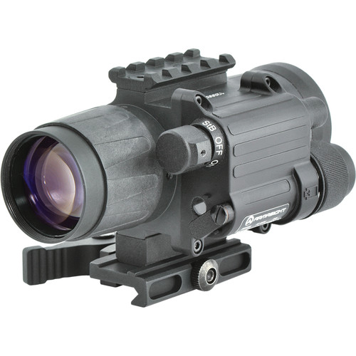 Armasight by FLIR CO-Mini 2nd Gen High Definitin MG Night Vision Riflescope Clip-On System