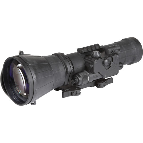 Armasight by FLIR CO-XLR-LRF 2nd Gen MG Night Vision Extended Long-Range Clip-On (HD, Matte Black)