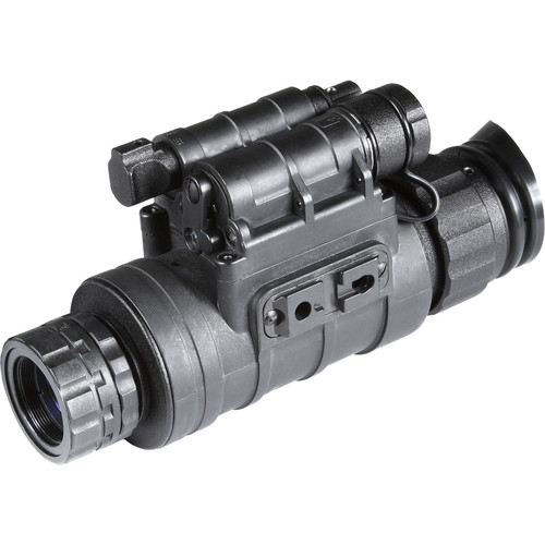 Armasight by FLIR Sirius 1x 2nd Generation Night Vision Monocular (ID-Improved Definition IIT, Matte Black)