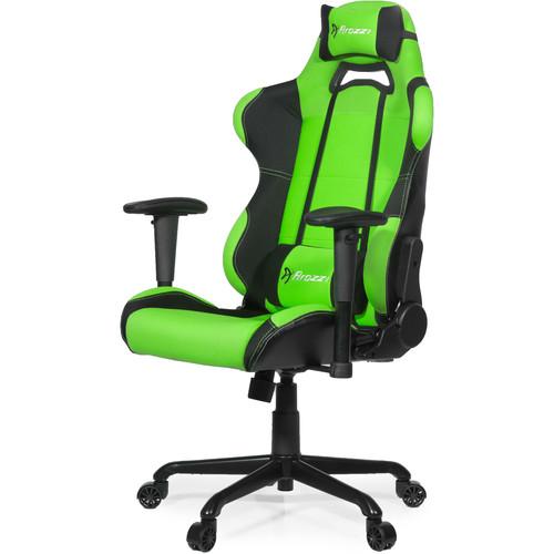 Arozzi Torretta Gaming Chair (Green)