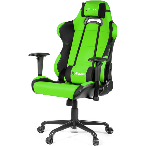 Arozzi Torretta XL Gaming Chair (Green)