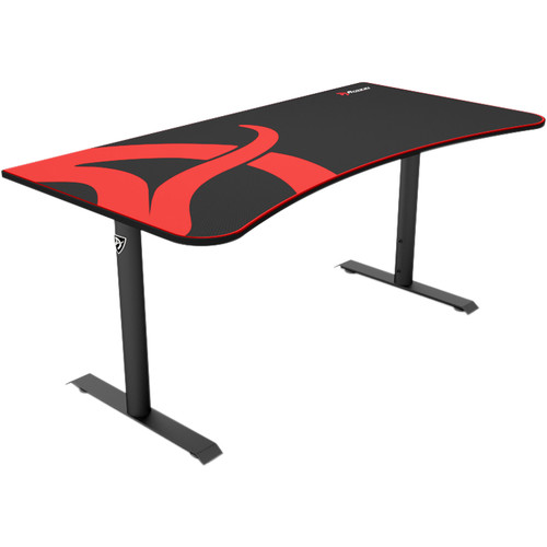 Arozzi Arena Gaming Desk (Black)