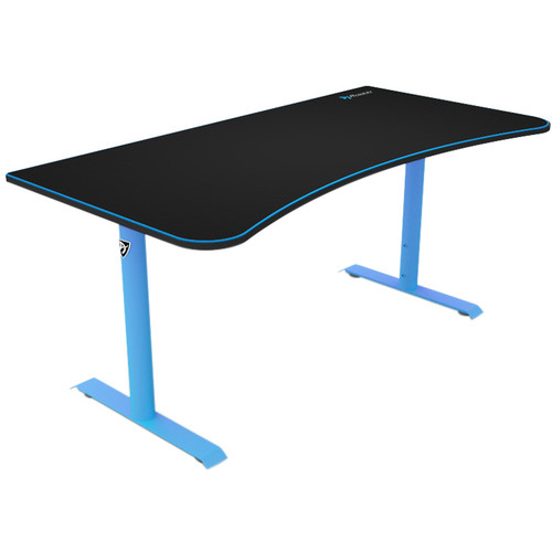 Arozzi Arena Gaming Desk (Blue)