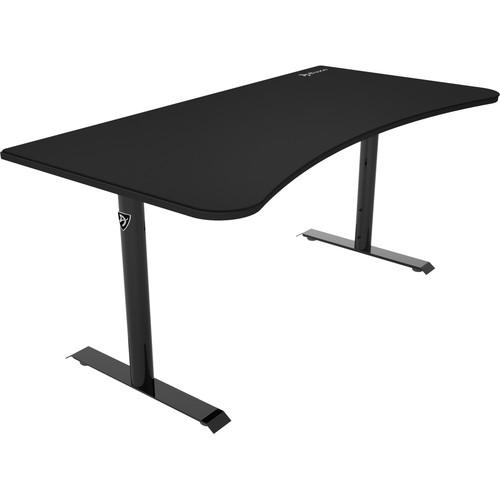 Arozzi Arena Gaming Desk (Pure Black)