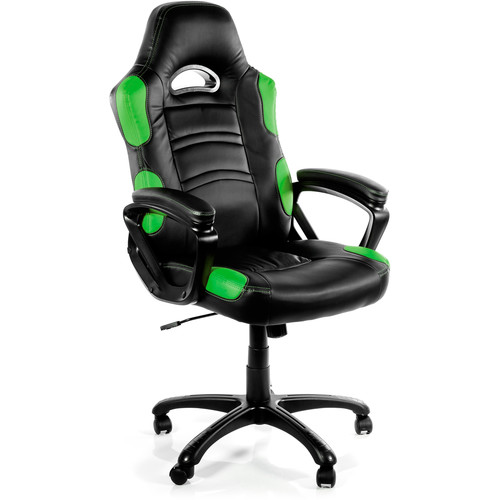 Arozzi Enzo Gaming Chair (Green)