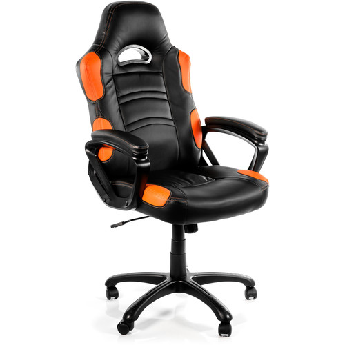Arozzi Enzo Gaming Chair (Orange)