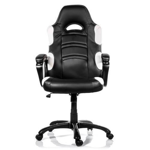 Arozzi Enzo Gaming Chair (White)