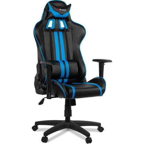 Arozzi Mezzo Gaming Chair (Blue)