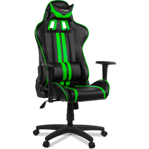 Arozzi Mezzo Gaming Chair (Green)