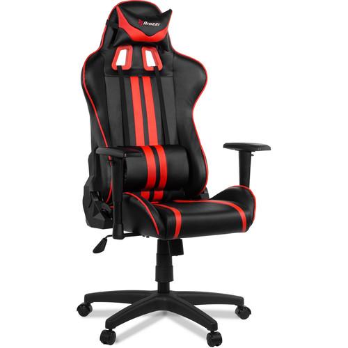 Arozzi Mezzo Gaming Chair (Red)