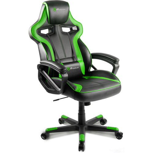 Arozzi Milano Gaming Chair (Green)