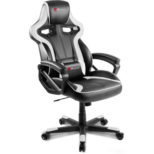 Arozzi Milano Gaming Chair (White)