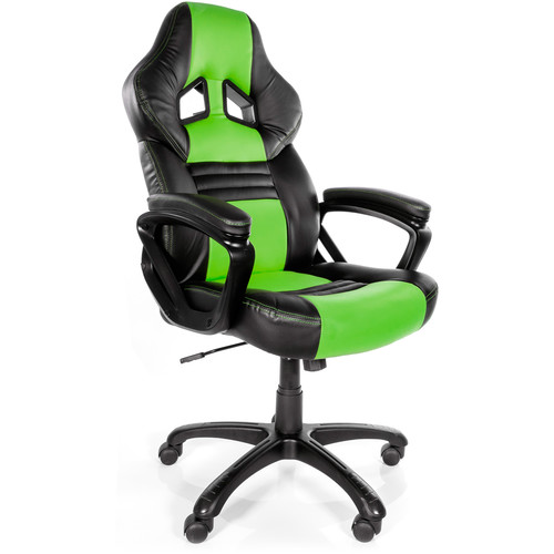 Arozzi Monza Gaming Chair (Green)