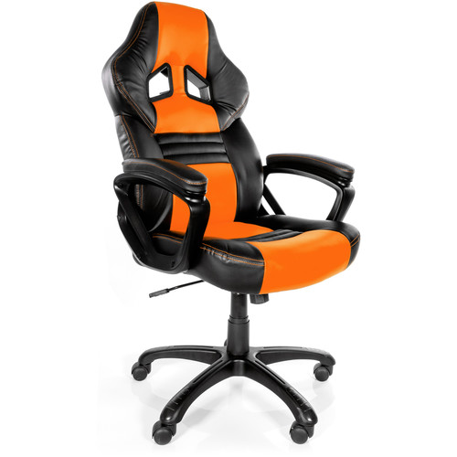 Arozzi Monza Gaming Chair (Orange)
