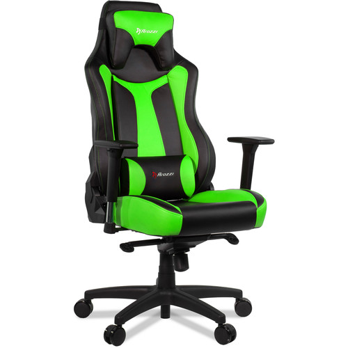 Arozzi Vernazza Gaming Chair (Green)
