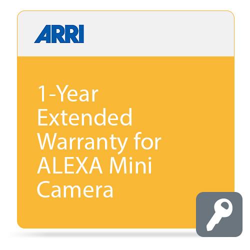 ARRI ALEXA Mini Extended Warranty