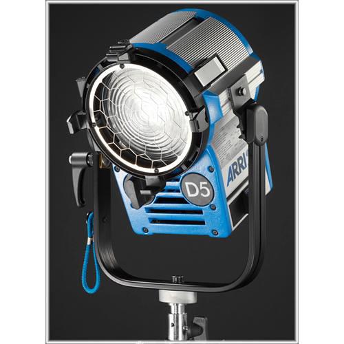 ARRI True Blue D5 HMI System with 400/575W ALF Ballast