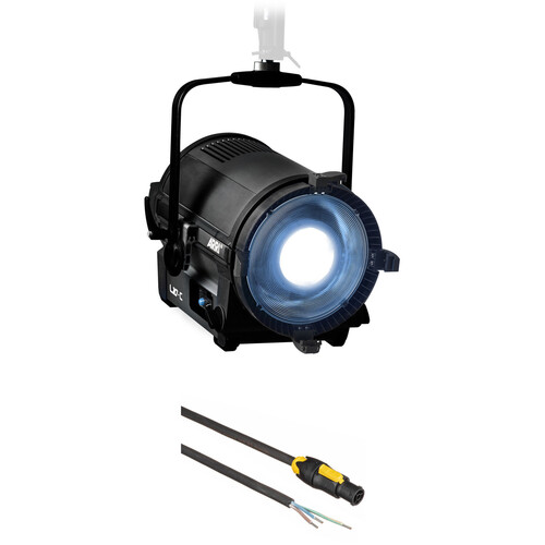 Arri L10-C Color LED Fresnel (Black, Hanging)