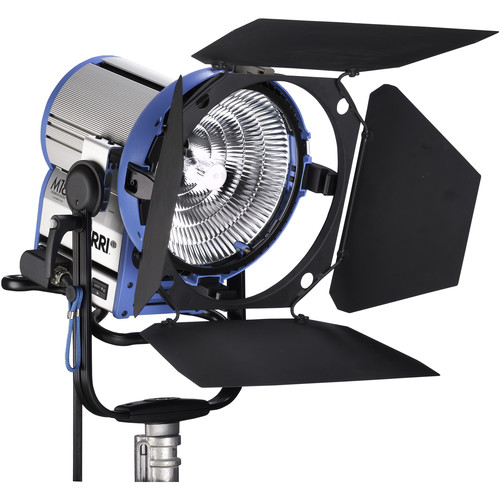 ARRI M18 HMI System with High-Speed Electronic Ballast ALF and DMX