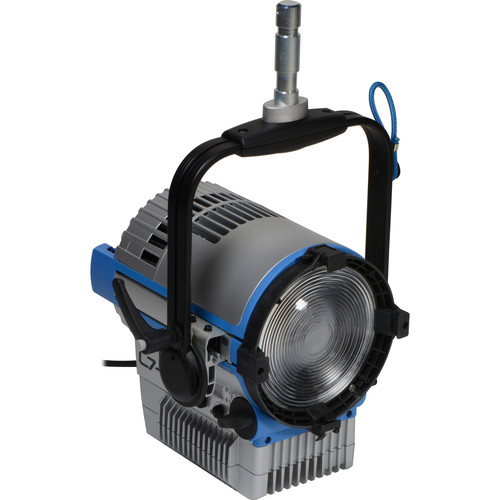 Arri L7-C LE2 LED Fresnel (Silver/Blue, Stand Mount)