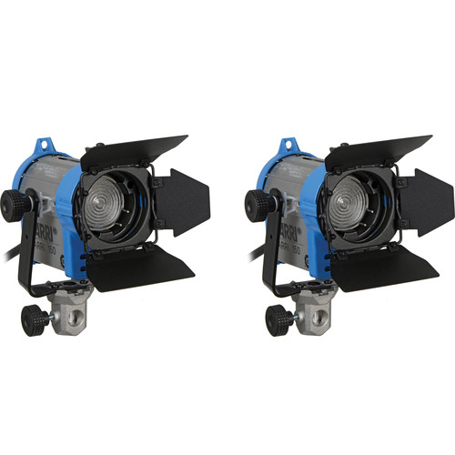 ARRI H-3 Plus Hybrid AC Light Kit (220 VAC)