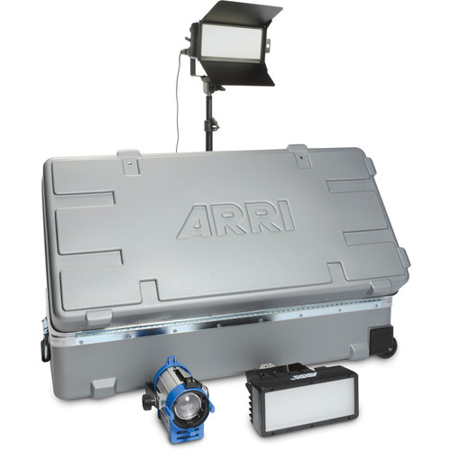 ARRI H-1 Plus Hybrid AC Light Kit (120 VAC)