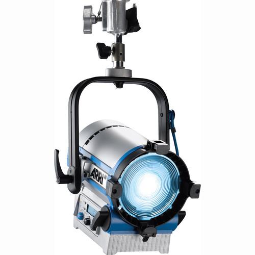 """Arri L5-C 5"""" LED Fresnel (Silver/Blue, Hanging)"""