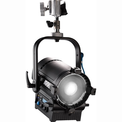"ARRI L5-DT 5"" Daylight LED Fresnel (Black, Hanging)"
