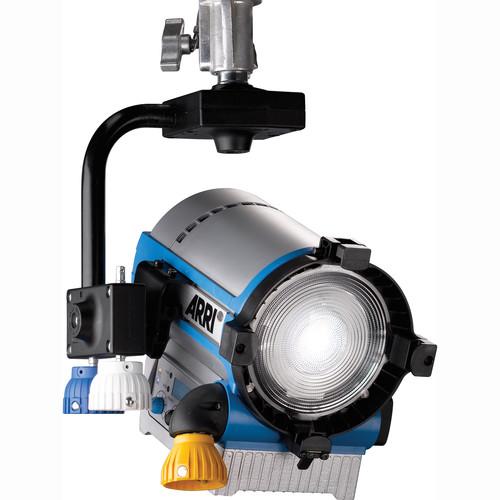 "Arri L5-DT 5"" Daylight LED Fresnel (Silver/Blue, Pole Operated)"