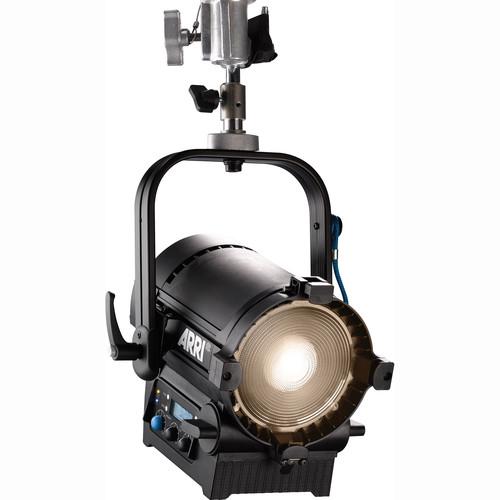 "ARRI L5-TT 5"" Tungsten LED Fresnel (Black, Pole Operated)"