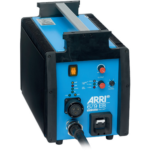ARRI EB 6/9kW Electronic Ballast with ALF and DMX