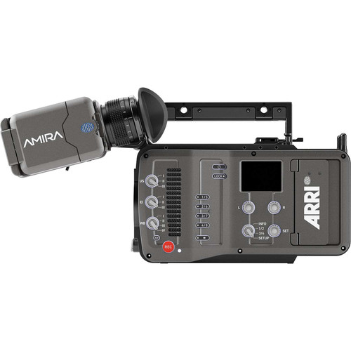 ARRI AMIRA Camera Set with Advanced License - The Allrounder