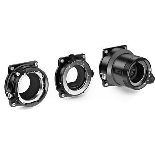 ARRI Kit of PL LDS, B4 & EF Lens Mounts for AMIRA