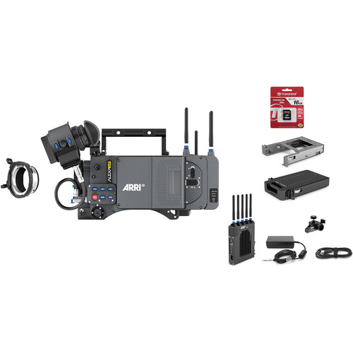 ARRI ALEXA LF Basic Camera Set for Pro Set with 2TB