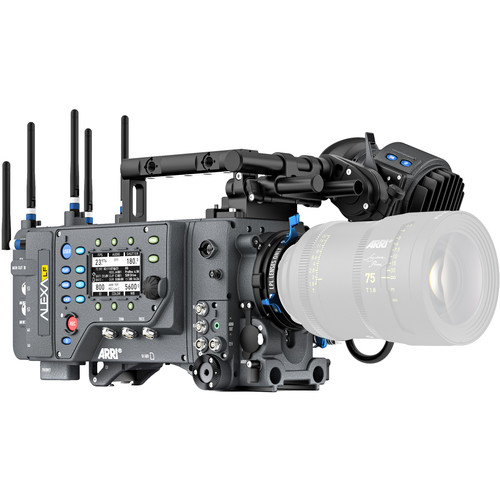 ARRI ALEXA LF Basic Camera Set (LPL)