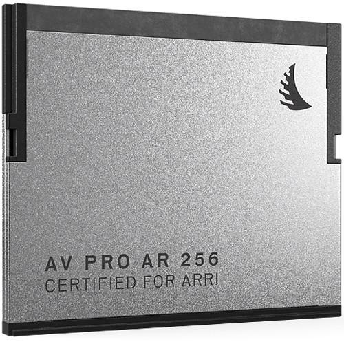 ARRI 256GB AV Pro AR CFast 2.0 Memory Card (ARRI Edition, 3-Pack)