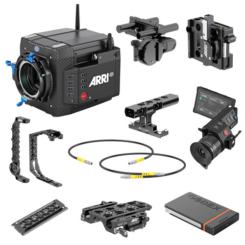 ARRI ALEXA Mini LF Ready to Shoot V-Mount Set (LPL)