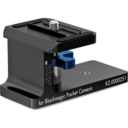 ARRI MBP-3 Adapter Plate for Blackmagic Pocket Camera