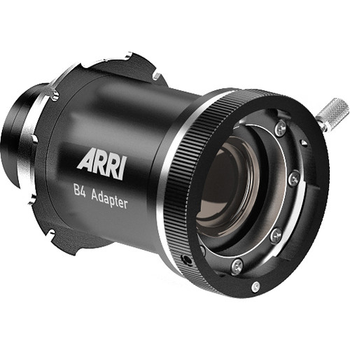 ARRI PL to B4 Lens Adapter for ALEXA Mini / AMIRA