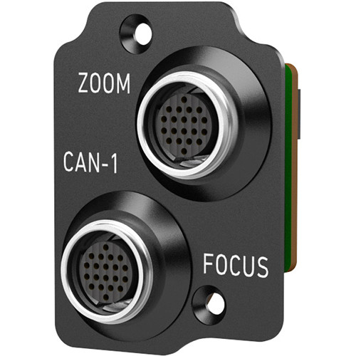 ARRI UMC-4 Connector Module to Canon Focus/Zoom
