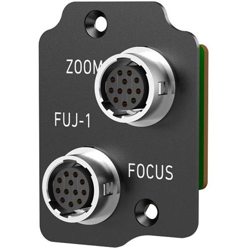 ARRI UMC-4 Connector Module to Fujifilm Focus/Zoom