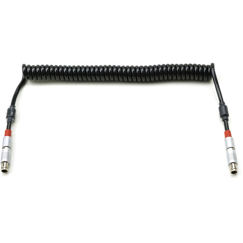 ARRI LCS to LCS Cable for Connecting Hand Unit to Motor Controller (Coiled)
