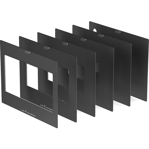 ARRI Anamorphic Mattes for SMB-2 4:3 Sunshade (Set of 5)