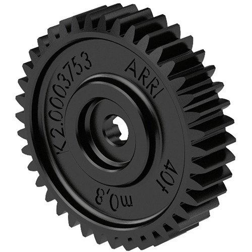 ARRI Gear for CLM-5 or cforce mini Motor (0.8-Mod, 32-Pitch, 40-Tooth)