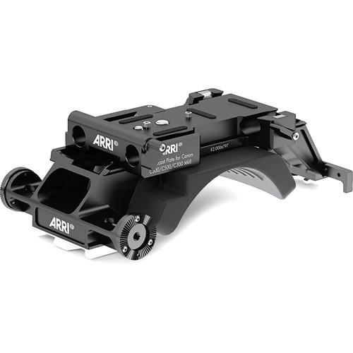 ARRI Broadcast Plate for Canon C300 Mk II