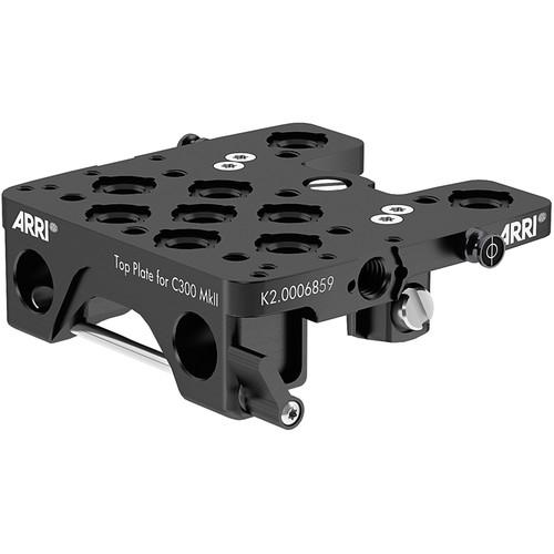 ARRI Top Plate for Canon C300 Mk II